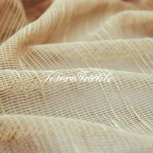 Ткани для штор Сетка CASA DEL VELO цвет бежевый
