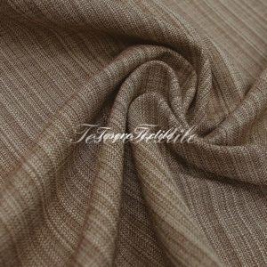 Портьерная ткань CASA DEL VELO цвет коричневый
