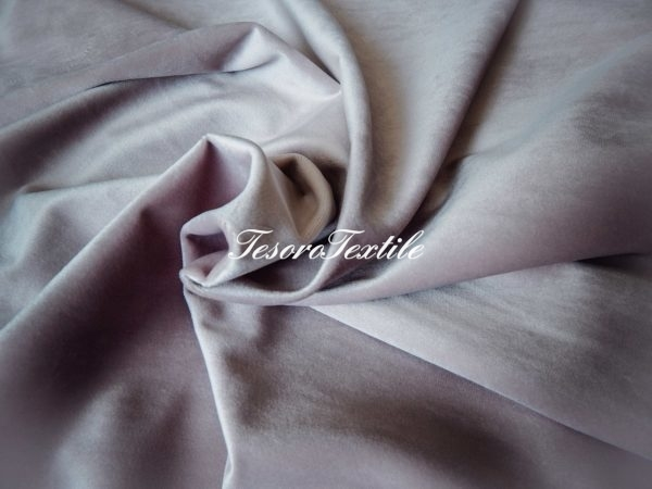 Ткань для штор Бархат GELIN GARDEN цвет чайная роза