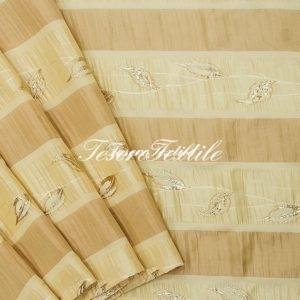 Портьерная ткань CASA DEL VELO цвет золотой