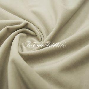 Ткань для штор Бархат VELOURS цвет серо-пепельный