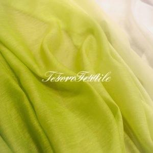 Ткань для штор Вуаль GELIN GARDEN цвет 6S-зеленый