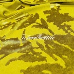 Ткань для штор Жаккард SCANDINA цвет жёлтый