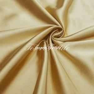 Ткань для штор Атлас GELIN GARDEN цвет бежево-золотистый
