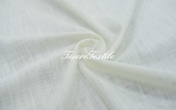 Портьерная ткань GELIN GARDEN цвет белый