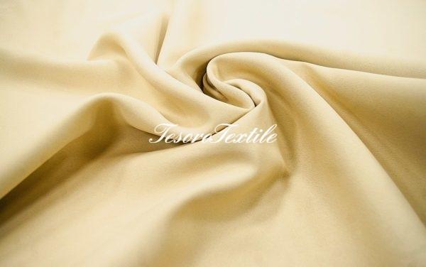 Ткань для штор Блэкаут ASTON цвет охра