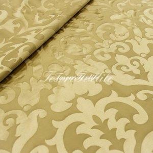 Портьерная ткань ILLUSTRE цвет белое золото