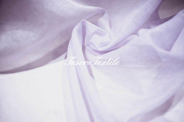 Ткань для штор Вуаль ASTON цвет бледно-сиреневый