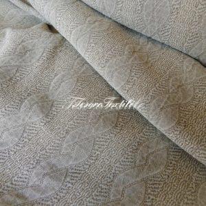 Портьерная ткань HOME & DECO цвет графитовый