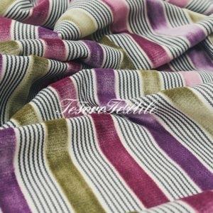 Портьерная ткань Пан-бархат ILLUSTRE цвет оливковые