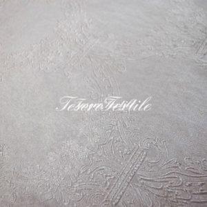 Ткань для штор Вуаль lEAF & FLOWER цвет хаки