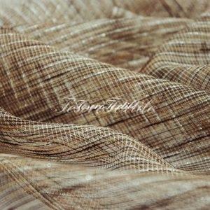Ткань для штор Сетка CASA DEL VELO цвет коричневый