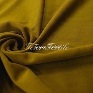 Ткань для штор Бархат VELOURS цвет зеленая бронза