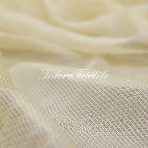 Ткань для штор Вуаль CASA DEL VELO цвет пшеничный