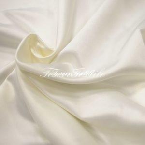 Ткань для штор Атлас VELOURS цвет белый
