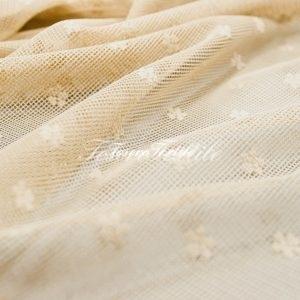 Ткань для штор Вуаль CASA DEL VELO цвет бежевый