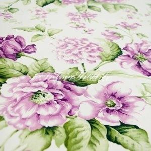 Портьерная ткань CASA DEL VELO цвет сиреневый