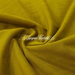 Ткань для штор Бархат VELOURS цвет олива