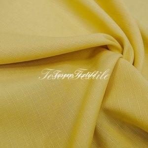 Портьерная ткань CASA DEL VELO цвет желтый