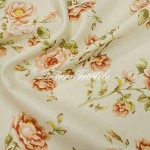Портьерная ткань GELIN GARDEN цвет оранжевый