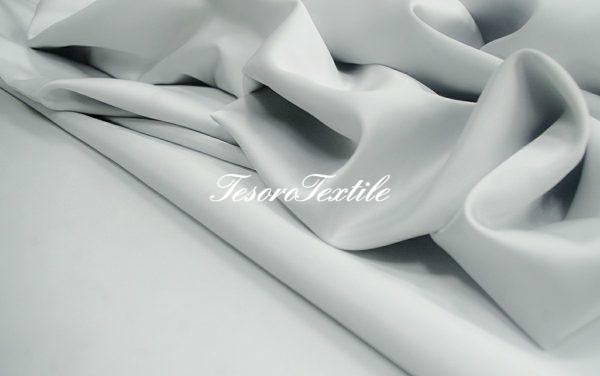 Ткань для штор Атлас CASA DEL VELO цвет стальной