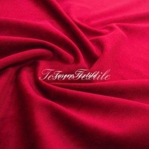 Ткань для штор Бархат VELOURS цвет клубничный