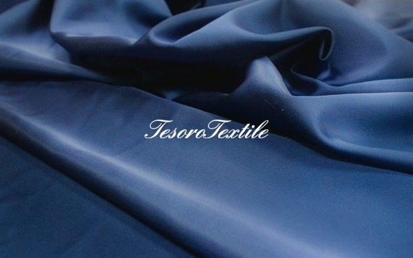 Ткань для штор Атлас CASA DEL VELO цвет темно-синий