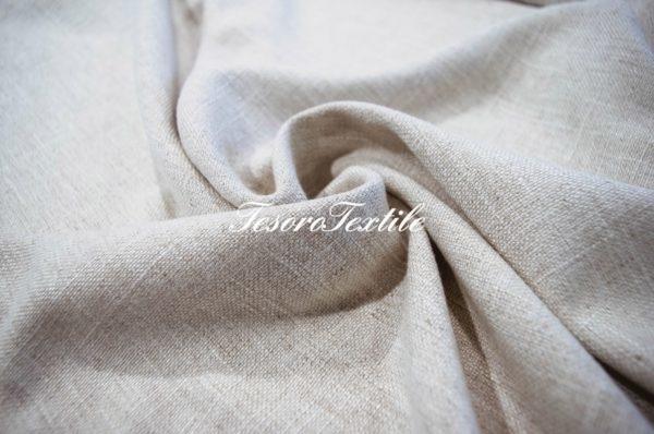 Портьерная ткань HOME & DECO цвет молочный