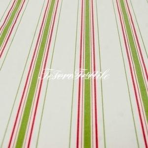 Портьерная ткань GELIN GARDEN цвет зелено-розовый