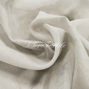 Ткань для штор Вуаль ASTON цвет серый