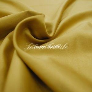 Ткань для штор Атлас VELOURS цвет темное золото