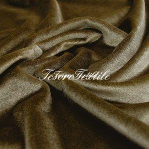 Ткань для штор Бархат CASA DEL VELO цвет серо-коричневый