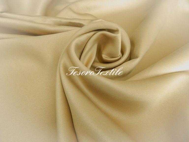 Ткань для штор Атлас GELIN GARDEN цвет золотой