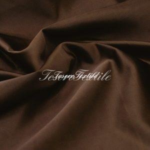 Ткань для штор Атлас VELOURS цвет шоколад