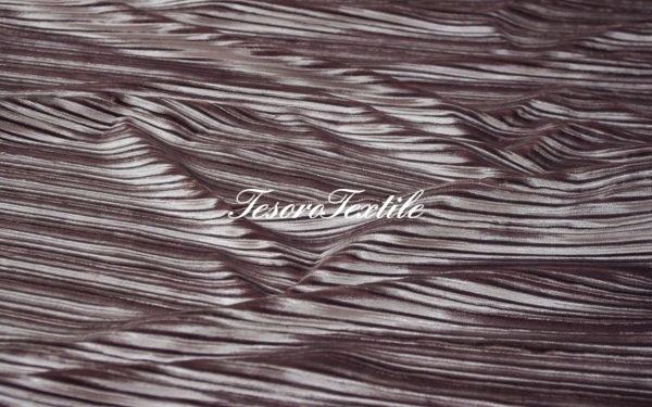 Ткань для штор Гофре SCANDINA цвет розовый