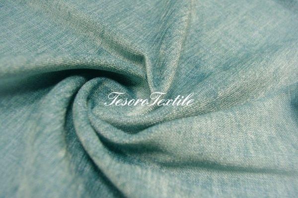 Портьерная ткань HOME & DECO цвет cеро-голубой