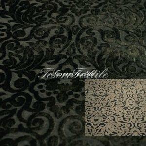 Ткань для штор Пан-бархат SCANDINA цвет темно-коричневый