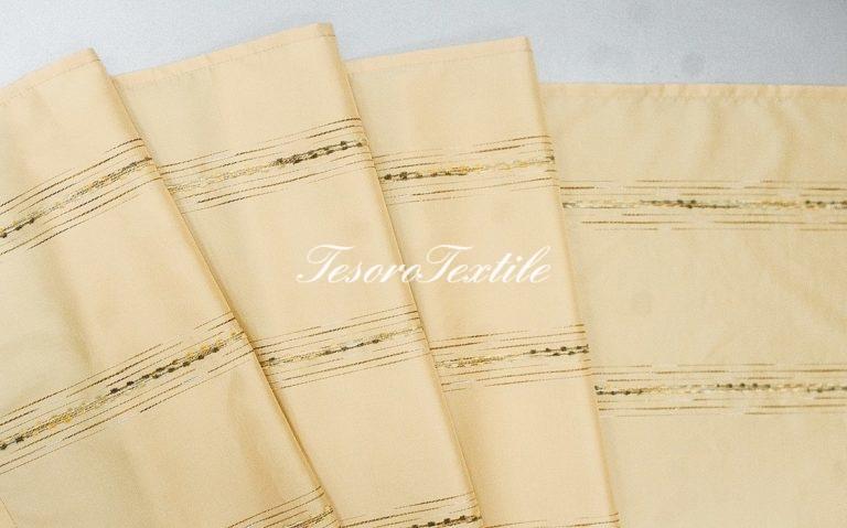 Портьерная ткань CASA DEL VELO цвет белый