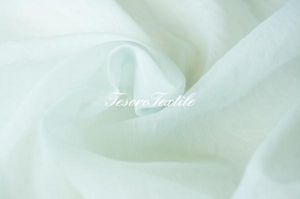 Ткань для штор Вуаль ASTON цвет мятный