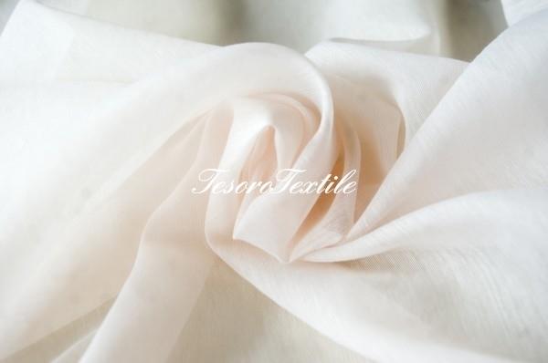 ВУАЛЬ ASTON цвет бледно-персиковый