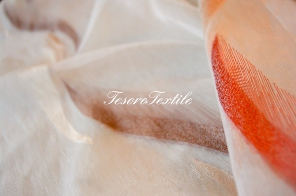 Ткань для штор Вуаль CASA DEL VELO цвет шоколадный