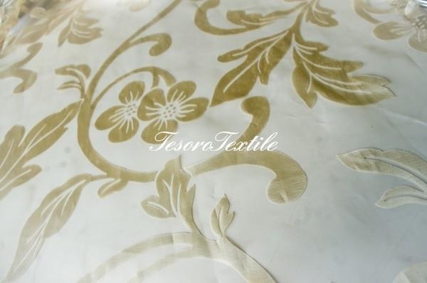 Ткань для штор Вуаль CASA DEL VELO цвет хаки