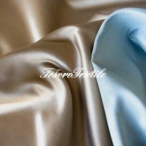 Ткань для штор Атлас JARDIN цвет капучино