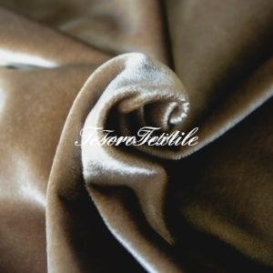 Ткань для штор Бархат SCANDINA цвет светло-коричневый