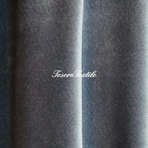 Ткань для штор Бархат Alice ширина 300см цвет Серый