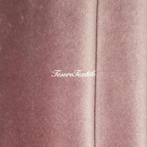 Ткань для штор Бархат Alice ширина 300см цвет Розовый