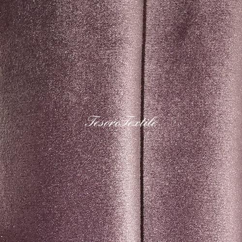 Ткань для штор Бархат Alice ширина 300см цвет Лиловый