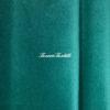 Ткань для штор Бархат Alice ширина 300см цвет Малахит