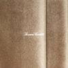 Ткань для штор Бархат Alice ширина 300см цвет Карамель