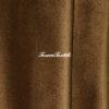 Ткань для штор Бархат Alice ширина 300см цвет Светло-коричневый